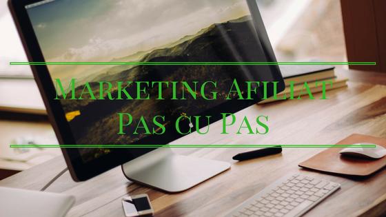 Marketing Afiliat Pas cu Pas
