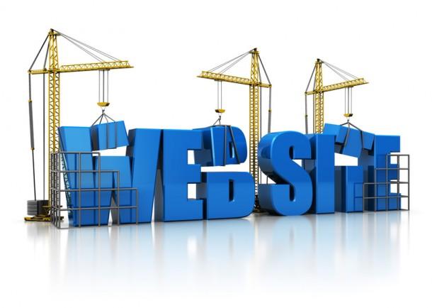 construieste website
