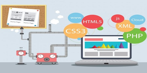 servicii web design si web development